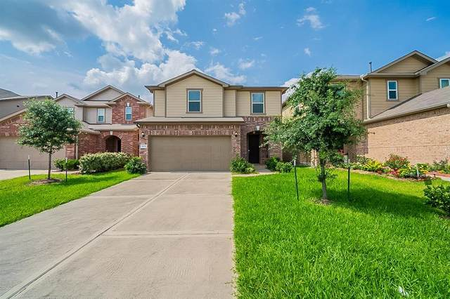 16330 Placewood Court, Houston, TX 77084 (MLS #78975136) :: The Bly Team
