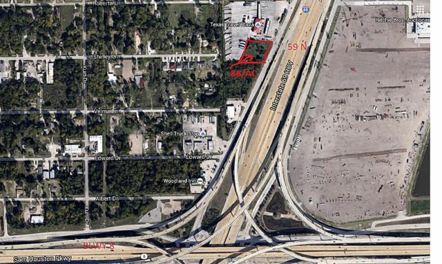 0 Eastex Freeway, Humble, TX 77396 (MLS #78985599) :: Texas Home Shop Realty