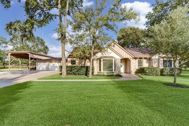 31602 Pin Oak Street, Magnolia, TX 77355 (MLS #78992498) :: The Home Branch
