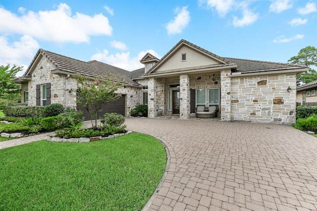 3707 Meandering Spring Drive, Katy, TX 77494 (MLS #78994762) :: The Home Branch