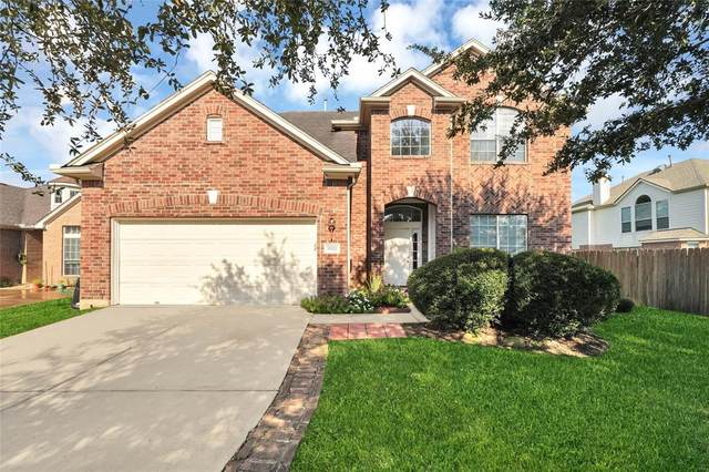20002 Pine Run Court, Spring, TX 77388 (MLS #79001326) :: Lerner Realty Solutions