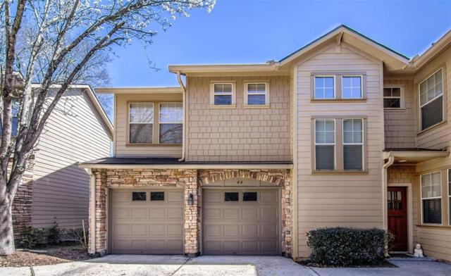 44 Stone Creek Place #44, The Woodlands, TX 77382 (MLS #79003614) :: REMAX Space Center - The Bly Team