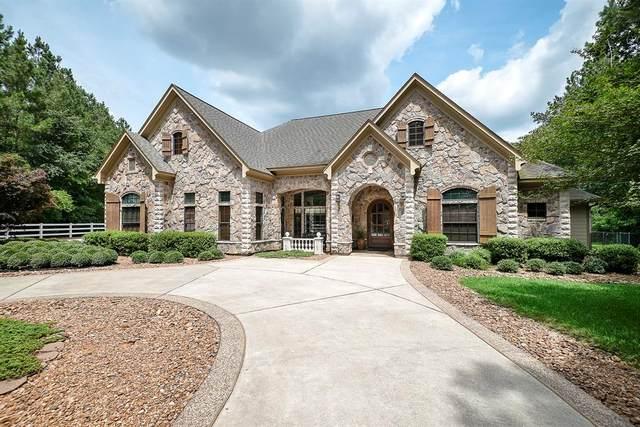6 Los Encinos Drive, Magnolia, TX 77354 (MLS #79011541) :: The SOLD by George Team