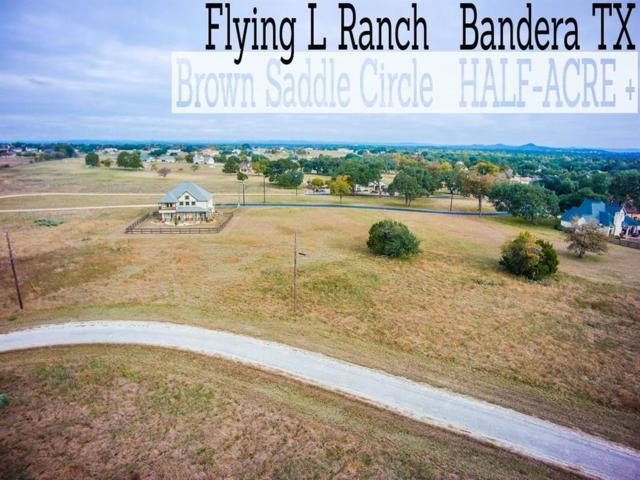 0.57-ac Brown Saddle Circle, Bandera, TX 78003 (MLS #79012359) :: The Parodi Team at Realty Associates