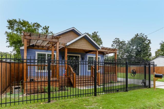 4108 Sayers Street, Houston, TX 77026 (MLS #79027871) :: Texas Home Shop Realty