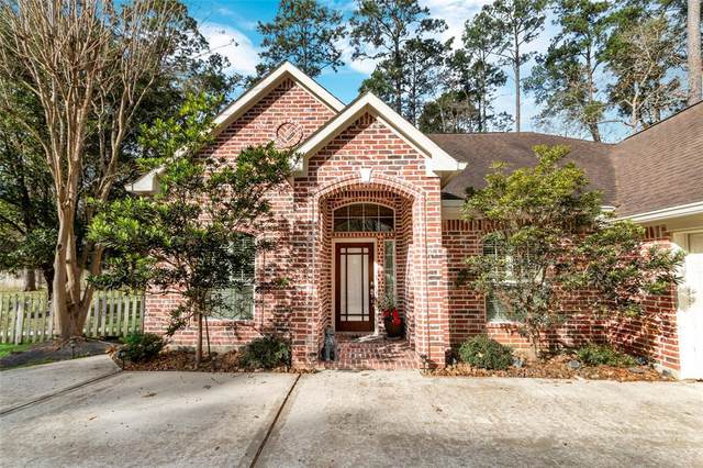 144 Park Way, Conroe, TX 77356 (MLS #79028220) :: Johnson Elite Group