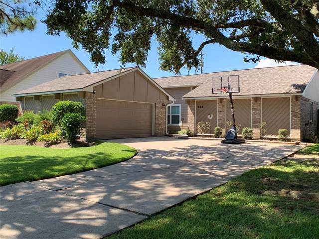 339 Forest Hills Drive, League City, TX 77573 (MLS #7904652) :: Texas Home Shop Realty