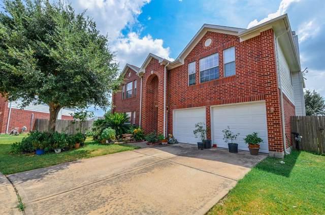 13703 Sunmount Pines Drive, Houston, TX 77083 (MLS #79060756) :: The Heyl Group at Keller Williams