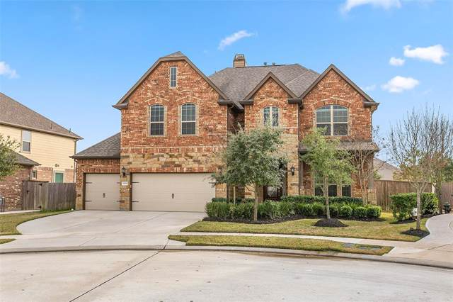 18506 Hardy Trace Drive, Tomball, TX 77377 (MLS #79077737) :: The Bly Team