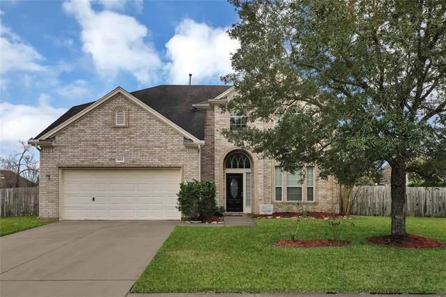 9012 Sungate Drive, Pearland, TX 77584 (MLS #79078057) :: NewHomePrograms.com