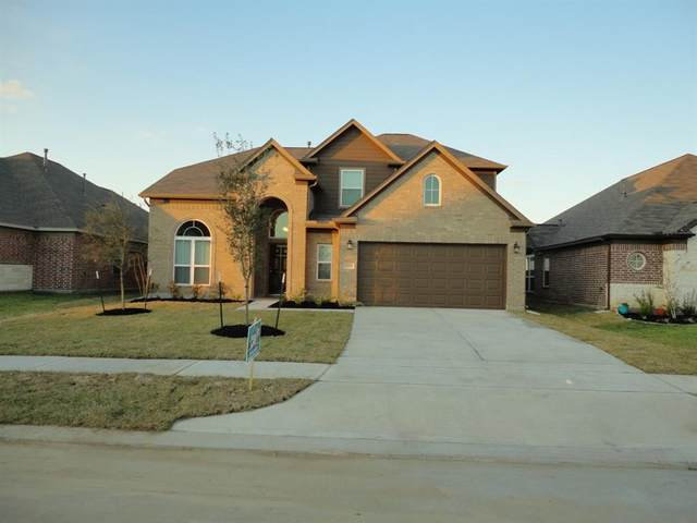 2815 Verdant Spring Trail, Katy, TX 77493 (MLS #79079254) :: The SOLD by George Team