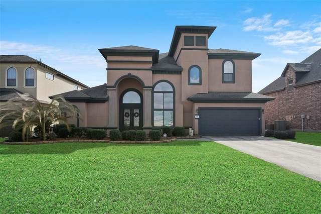 120 Waterstone Drive, Montgomery, TX 77356 (MLS #79128579) :: Michele Harmon Team