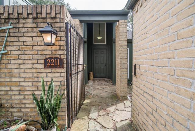 2211 Gray Falls Drive, Houston, TX 77077 (MLS #79129017) :: Connect Realty