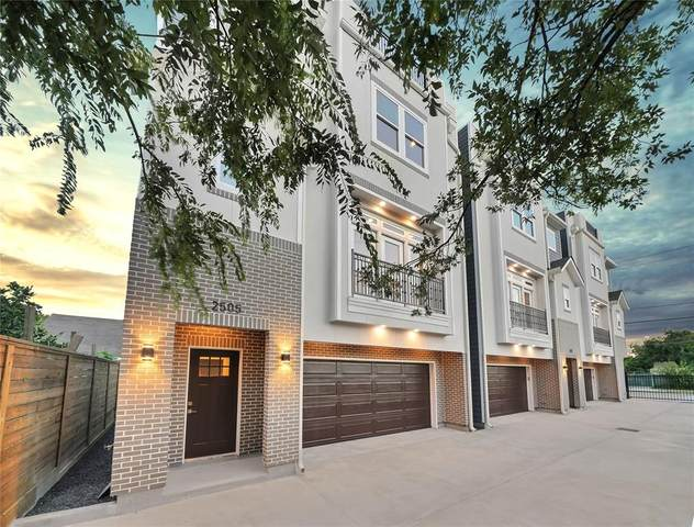 2507 Mcgowen Street, Houston, TX 77004 (MLS #79136432) :: The SOLD by George Team