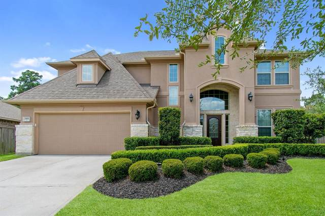 2502 Rosemere Drive, Conroe, TX 77304 (MLS #79142290) :: The Home Branch