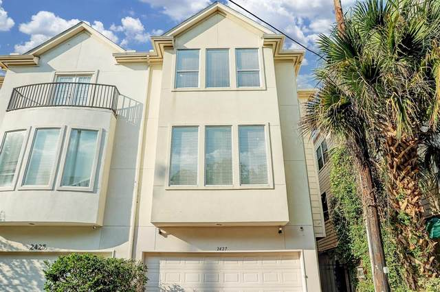 2427 Ralph Street, Houston, TX 77006 (MLS #79162492) :: Texas Home Shop Realty
