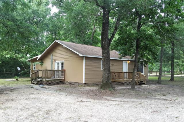 5323 Forest Drive, Cleveland, TX 77328 (MLS #79170667) :: The Heyl Group at Keller Williams