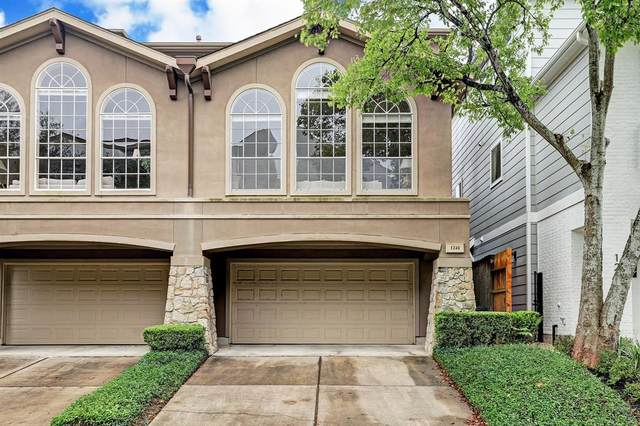 1241 W Pierce Street, Houston, TX 77019 (MLS #79184440) :: The Queen Team