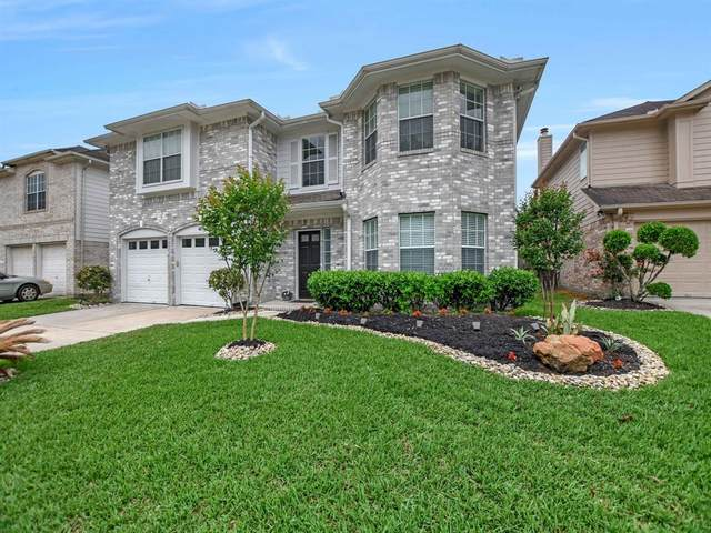 4811 Timber Path Drive, Humble, TX 77346 (MLS #79185145) :: Connell Team with Better Homes and Gardens, Gary Greene