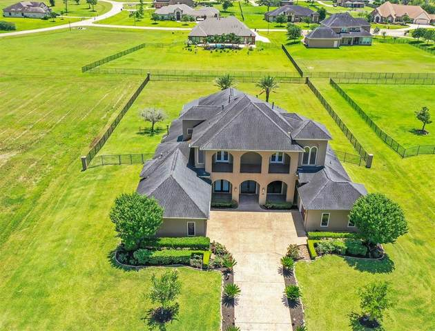 8418 Den Oak Drive, Richmond, TX 77406 (MLS #79186360) :: The Home Branch