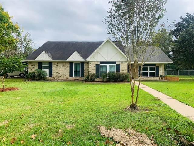 545 Elm Street, Sour Lake, TX 77659 (MLS #79189496) :: My BCS Home Real Estate Group