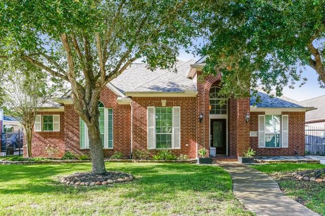 6207 Jordan Drive, Pearland, TX 77584 (MLS #79196329) :: The Heyl Group at Keller Williams