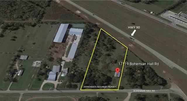 17119 Bohemian Hall Road, Crosby, TX 77532 (MLS #79206029) :: Keller Williams Realty