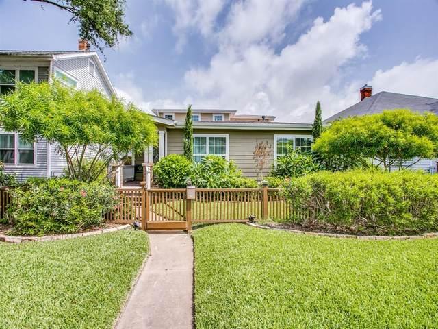 4708 Woodrow Avenue Avenue, Galveston, TX 77551 (MLS #79213521) :: Phyllis Foster Real Estate