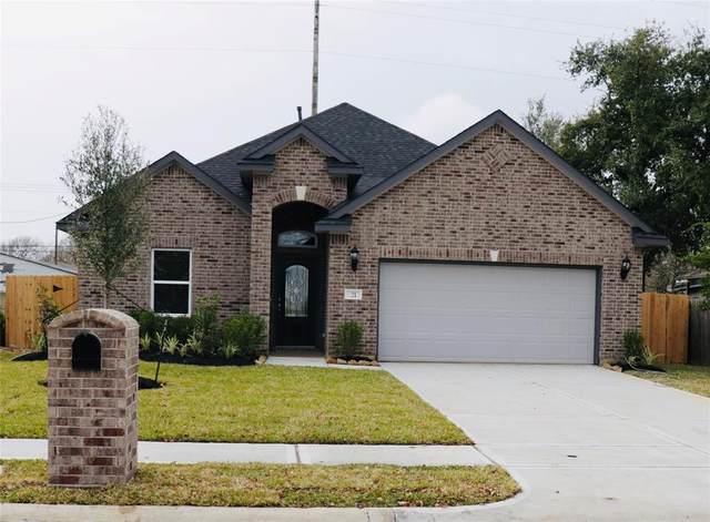 21 13th Street N, Texas City, TX 77590 (MLS #79215978) :: Lerner Realty Solutions