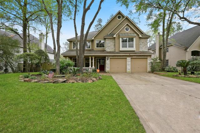 34 Dovewing Place, The Woodlands, TX 77382 (MLS #79216151) :: Texas Home Shop Realty