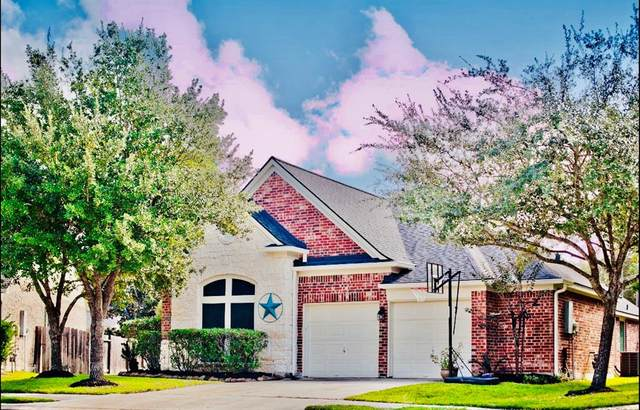 15802 Magnolia Shores Lane, Houston, TX 77044 (MLS #79217971) :: The Sansone Group