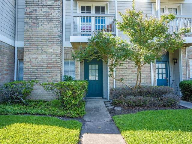 11710 Southlake Drive #7, Houston, TX 77077 (MLS #79236325) :: Michele Harmon Team