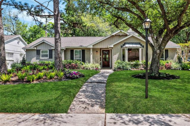 1611 Briarpark Drive, Houston, TX 77042 (MLS #79238703) :: The Home Branch