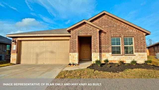 3307 Specklebelly Dr, Baytown, TX 77521 (MLS #79257589) :: The Parodi Team at Realty Associates