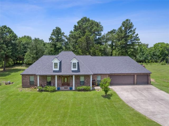 13824 Midway Drive, Willis, TX 77318 (MLS #79268850) :: The Bly Team