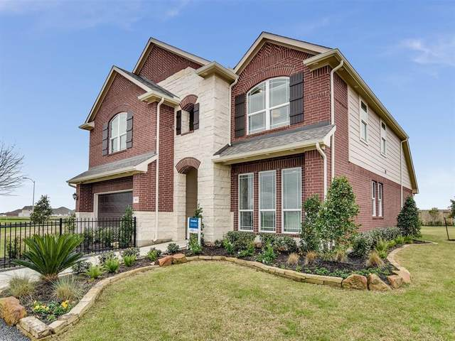 9003 Orchid Valley Way, Cypress, TX 77433 (MLS #79286420) :: The Queen Team
