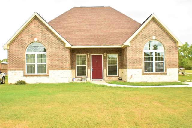 545 27th Street, Dickinson, TX 77539 (MLS #79289556) :: Rachel Lee Realtor