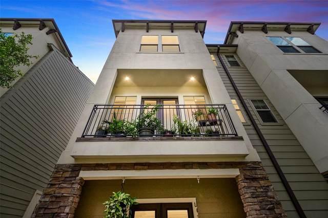 2431 Beall Street, Houston, TX 77008 (MLS #79294148) :: Giorgi Real Estate Group