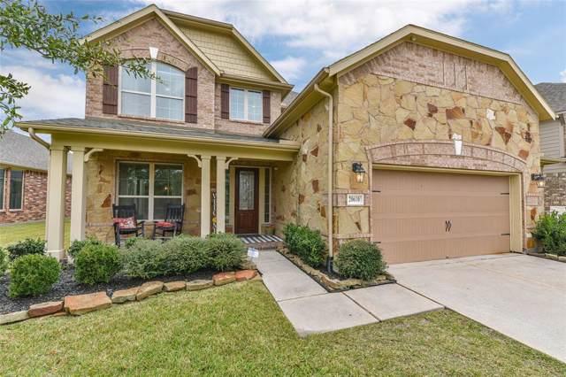 20610 Granger Bluff, Cypress, TX 77433 (MLS #79294769) :: Texas Home Shop Realty