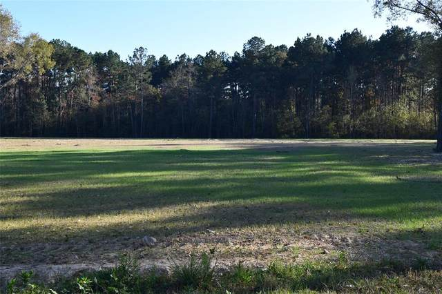 TR 4 County Road 2225, Cleveland, TX 77327 (MLS #79298326) :: The Bly Team