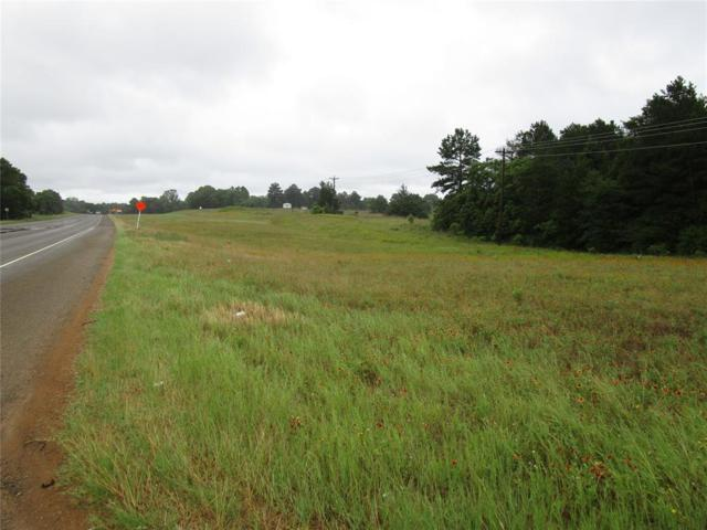 00 Hwy 287 North, Grapeland, TX 75844 (MLS #79310496) :: The SOLD by George Team