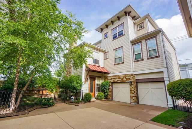 922 Fisher Street D, Houston, TX 77018 (MLS #79314064) :: TEXdot Realtors, Inc.