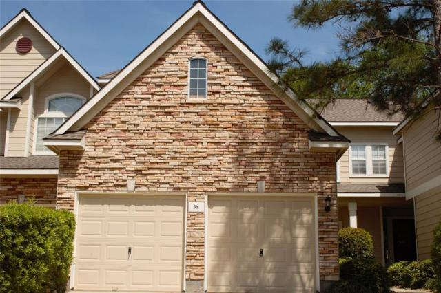 38 Wintergreen Trail, The Woodlands, TX 77382 (MLS #79314223) :: REMAX Space Center - The Bly Team