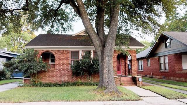 1132 Fugate Street, Houston, TX 77009 (MLS #79323506) :: Texas Home Shop Realty