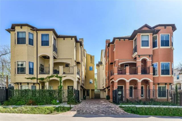 910 Snover Street C, Houston, TX 77007 (MLS #79326403) :: Texas Home Shop Realty