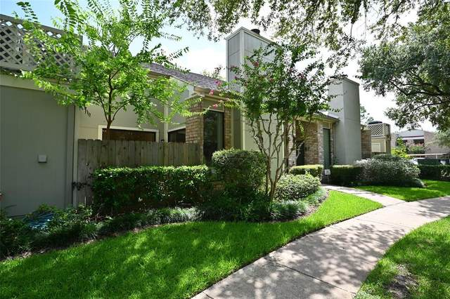 8100 Cambridge Street #96, Houston, TX 77054 (MLS #79328050) :: The SOLD by George Team