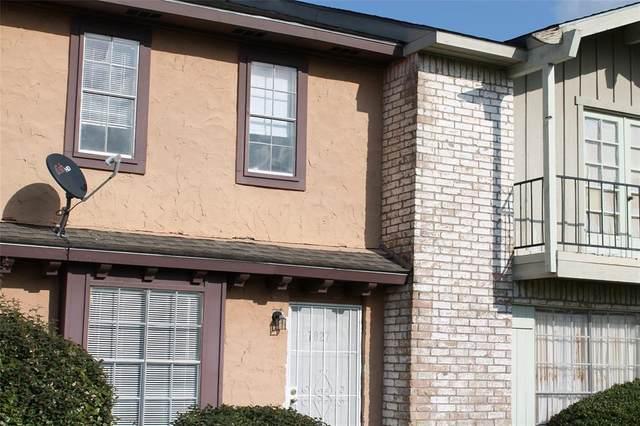 7027 Chasewood Drive #7027, Houston, TX 77489 (MLS #7933276) :: Ellison Real Estate Team