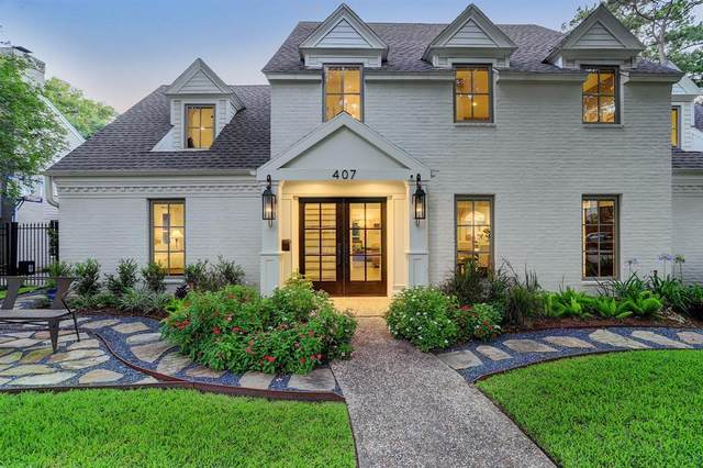 407 Hickory Post Lane, Houston, TX 77079 (MLS #79336503) :: TEXdot Realtors, Inc.