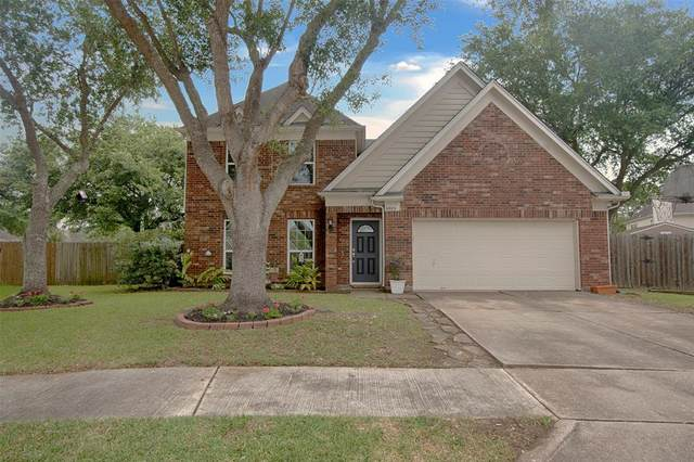 3903 Ivywood Drive, Pearland, TX 77584 (MLS #79338107) :: The SOLD by George Team