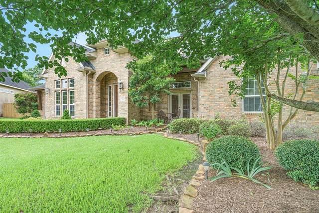 414 Old Orchard Way, Dickinson, TX 77539 (MLS #79341618) :: Keller Williams Realty